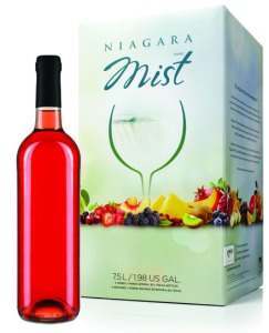 Wine Kitz Pickering Niagara Mist fruit wine