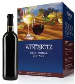 Wine Kitz Traditional wine kit