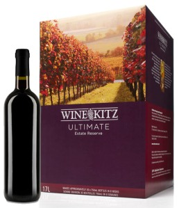 Wine Kitz Pickering - Ultimate Estate Reserve
