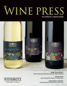 Wine Press - Fall 2010