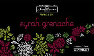 Wine Cellar 2011 - Syrah-Grenache