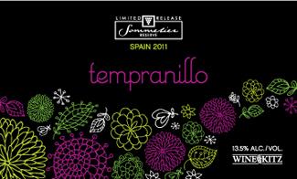 Wine Cellar 2011 - Tempranillo