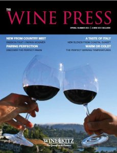 Wine Press Spring Summer 2011