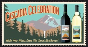 Wine Kitz Cascadia Celebration Limited Release wines