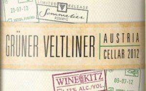 Wine Cellar 2012 - Austrian Grüner Veltliner