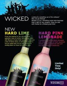 Wine Kitz Pickering Wicked Hard Lemonade
