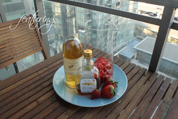 Strawberry Peach Colombard Chardonnay