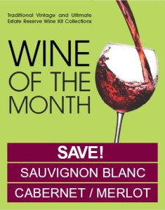 Wine Kitz wines of the month - June 2012