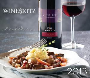 Wine Kitz 2013 Calenders