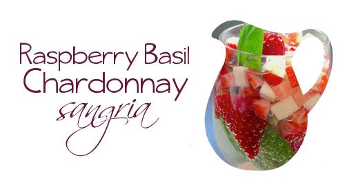 130817 - raspberry basil chardonnay