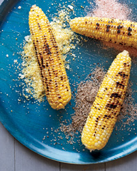 Food and Drink - corn on the cob