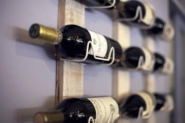 storing wine bottles on their side - Wine Kitz Pickering